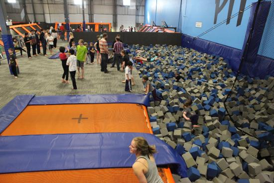 Trampoline world edmonton