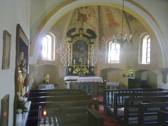 Buckelter Kapelle