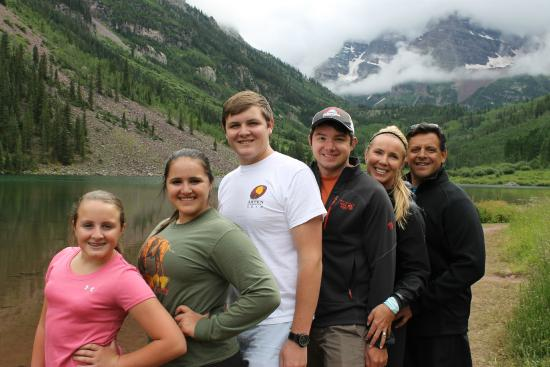 The Innsbruck: Maroon Bells Family
