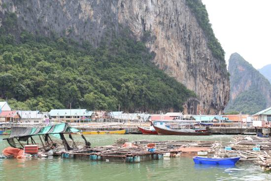 Koh Panyi :Floating Muslim Village - Thailand - Picture of Koh Panyi (Floatin...