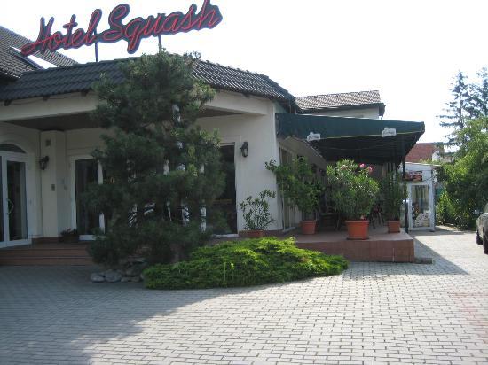 Hotel Squash