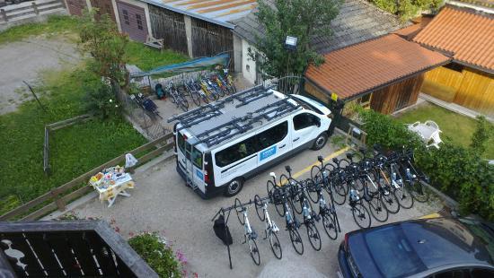 Hotel Dolomiti: escursioni in bici