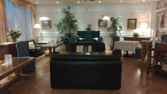 Hotel Dolomiti: salone