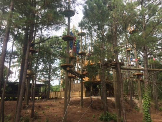 Ocean Isle Beach, Carolina del Norte: Adventure Park