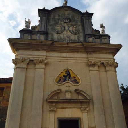 Chiesa Santissima Concezione in Cavi