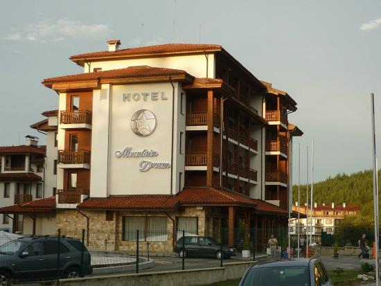 Mountain Dream: отель