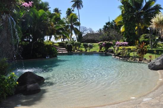 Royal Tahitien : Swimming Pool