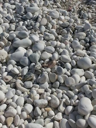 Sirolo, Italy: conero beach