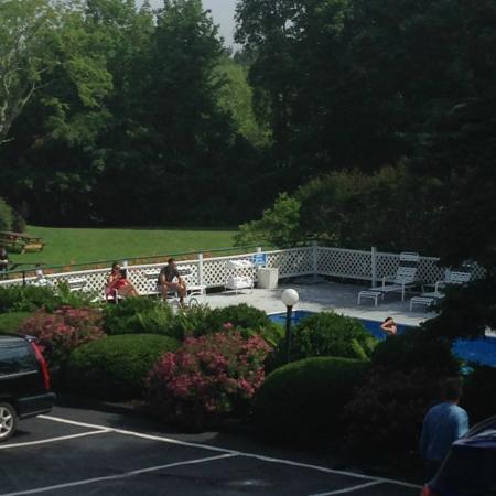 Cedar Crest Inn: Pool