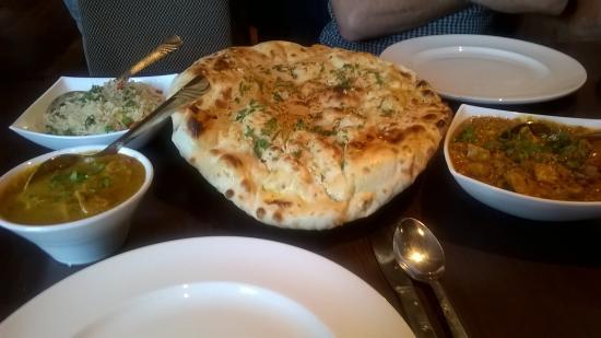 Aarti Restaurant : Excellent Food!