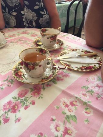 Mother S Little Vintage Tea Room Castle Cary Restaurant