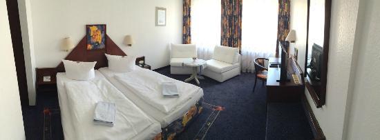 Phoenix Hotel Alter Speicher: Room 303