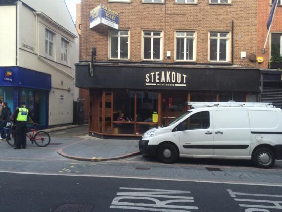 Steak Out Halal Food Picture Of Steakout Leicester Tripadvisor