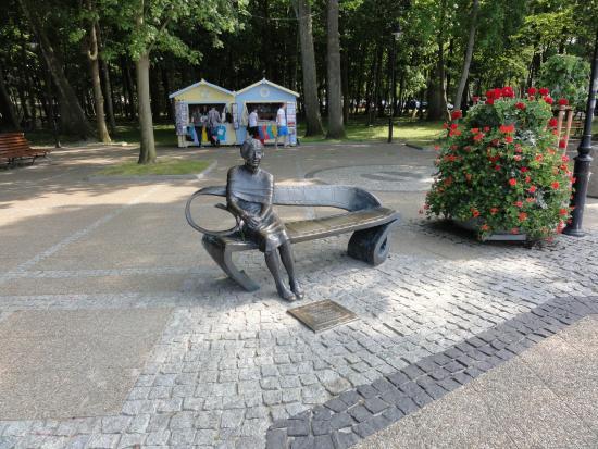 Ustka, โปแลนด์: Pani Irena