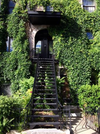 Tr s belles maisons avec leurs escaliers ext rieurs for Maison avec escalier exterieur