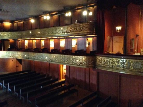 Teatermuseet i Hofteatret: Театральный музей