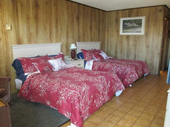 Mayflower Motel Milford: Double Room