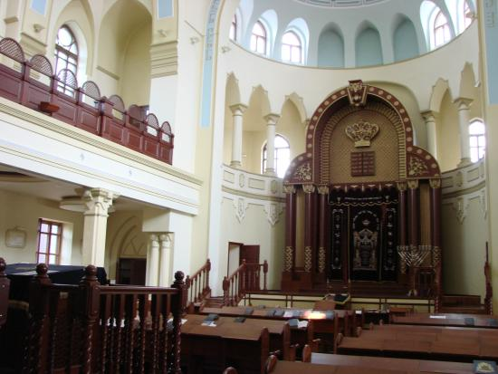 ‪Kharkov Synagogue‬