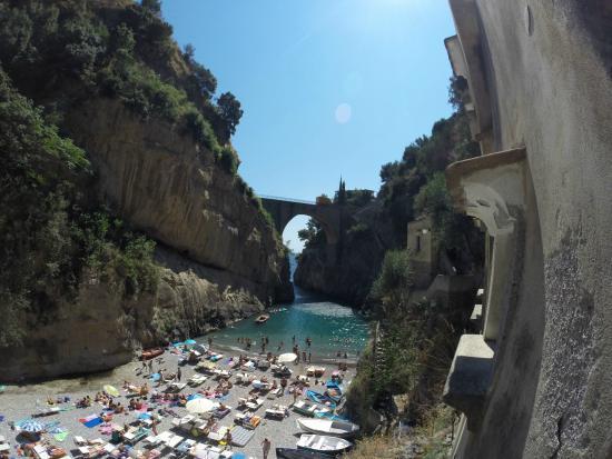 Furore, Italien: Fiordi di Furiore