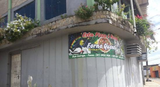 Pizzaria e Restaurante Forno Quente