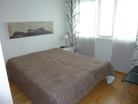 Apartments Tahtitahko: Спальня