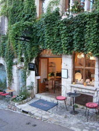 restaurant l 39 atelier saint paul de vence restaurantanmeldelser tripadvisor. Black Bedroom Furniture Sets. Home Design Ideas