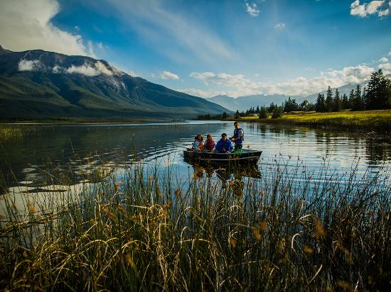 Fishing in Jasper National Park