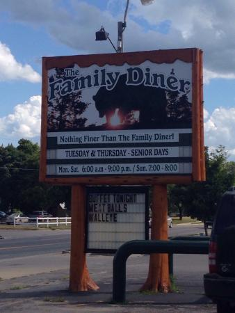 The Family Diner