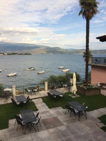 "Hotel Villa Maria Au Lac: ""Room view"""