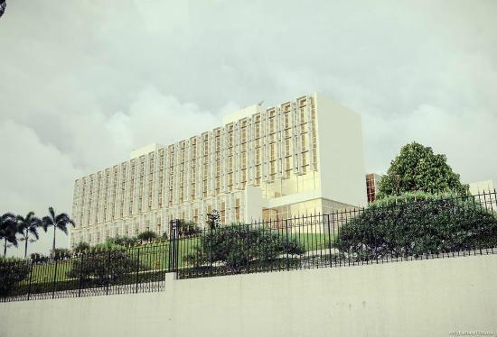palais présidentiel de libreville