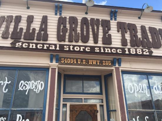 Villa Grove Trade & General Store: Great homemade pies ...worth stopping.