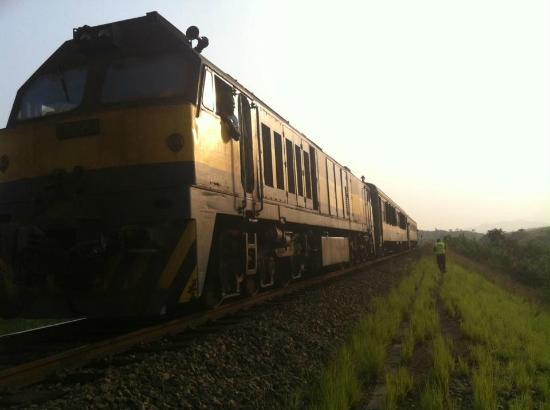 Franceville, Gabon: le transNational