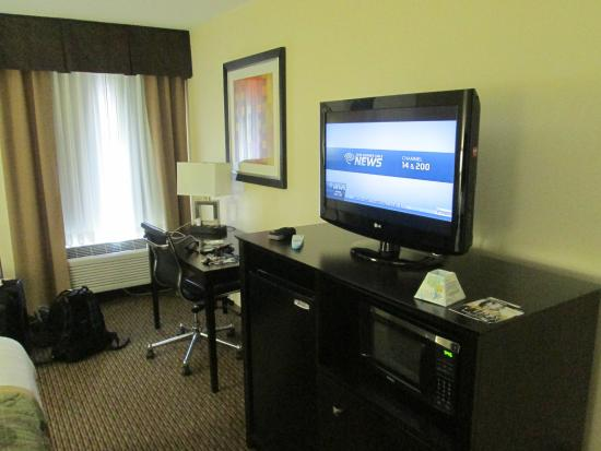 Best Western Plus Goldsboro : Room