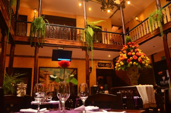Hotel Los Balcones: interior