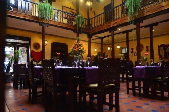 Hotel Los Balcones: Sole Mio