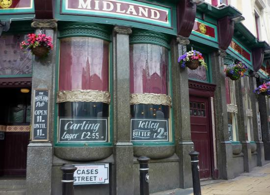 Midland Hotel, Liverpool