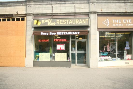 Busy Bee Restaurant : outside