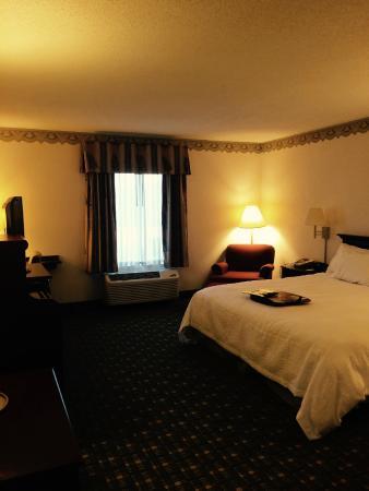 Hampton Inn Richfield: King Bed