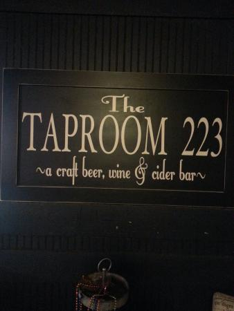 Tap Room 223