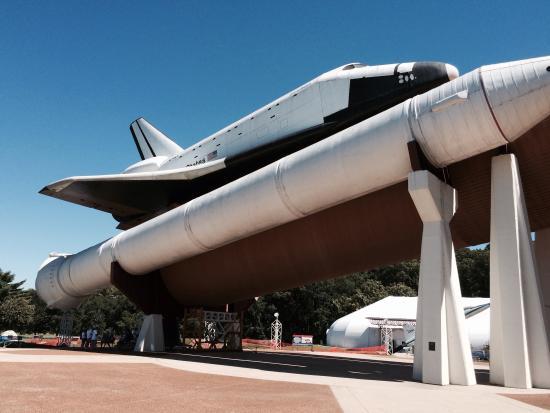 Huntsville, AL: Space Shuttle