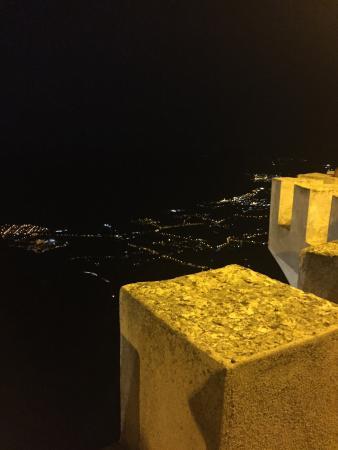 Funierice - Erice Cableway: Vista panoramica su Trapani