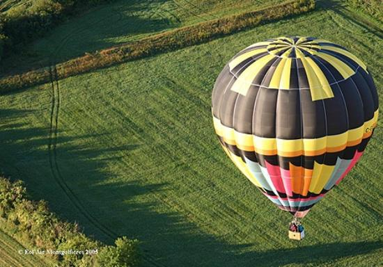 Barrie, Canada: Obelix On Landing Approach