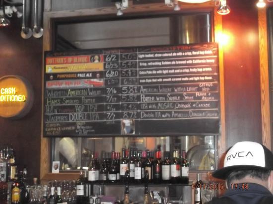 Rock bottom brewery san diego