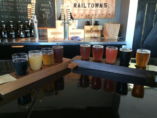 ‪Railtown Brewing Company‬