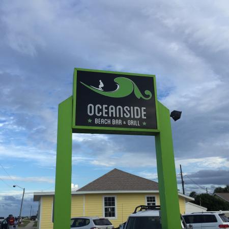 Oceanside Beach Bar And Grill Dinner