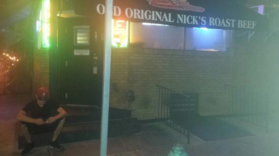 Nicks Roast Beef
