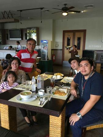 Affordable and great place to have a family bonding, the staff was really welcoming,food and eve