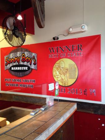Charlie's Southern Barbecue: photo2.jpg