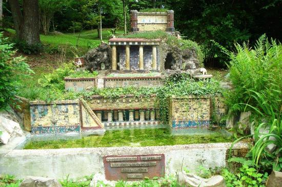 Ave Maria Grotto: Hanging Gardens Of Babylon