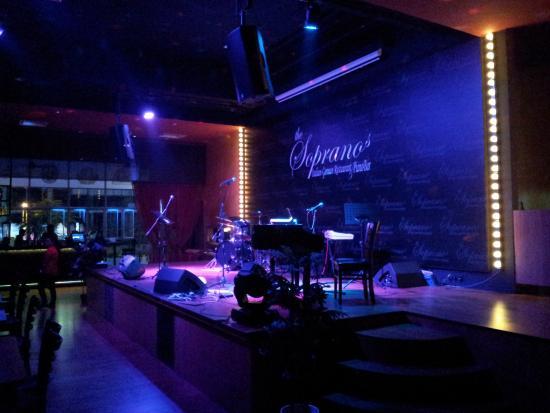 Indian Restaurant Jazz Cafe